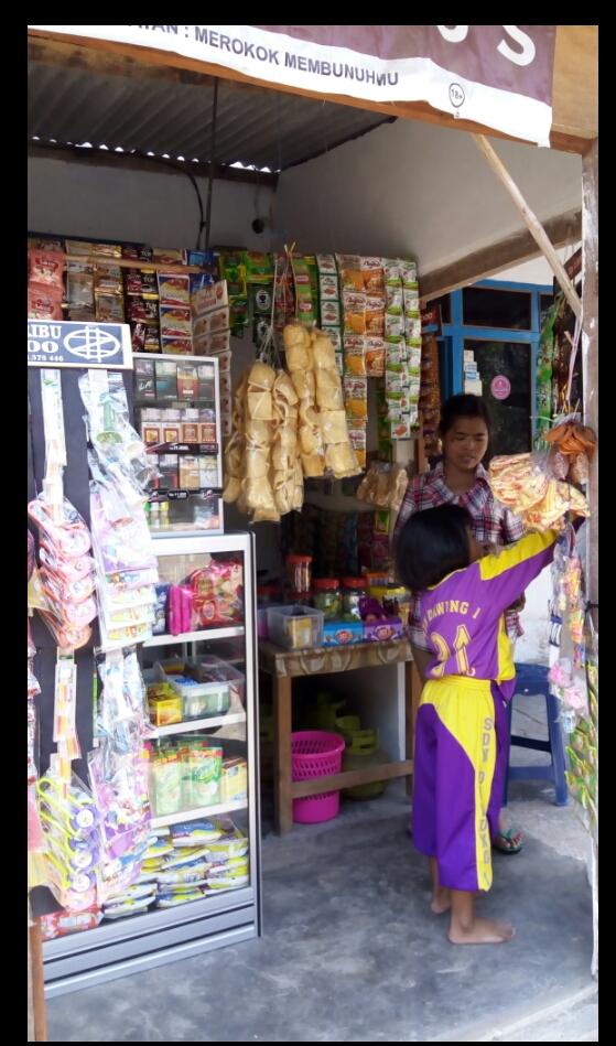 Sembako Lengkap   Profil Usaha KRTP   Mothercare Jawa Timur